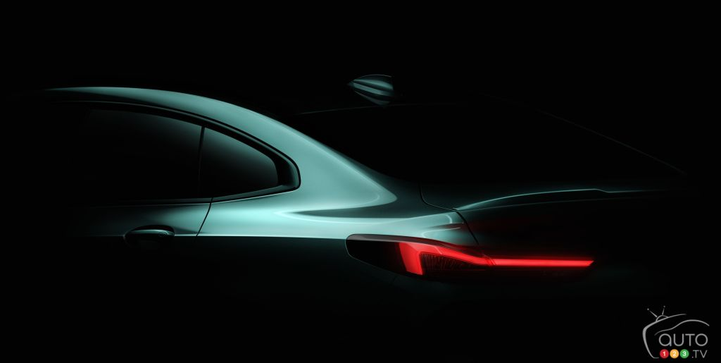 BMW Will Reveal New 2 Series Gran Coupe at  2019 LA Show