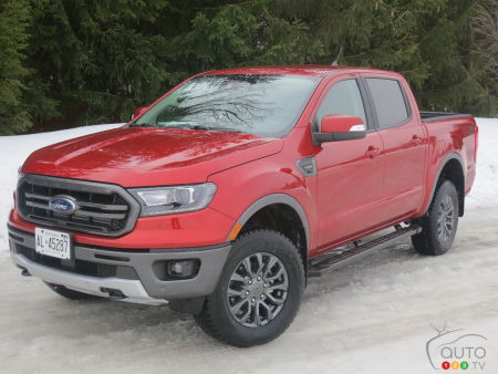 2019 Ford Ranger Review: Not Your Dad's Ranger!