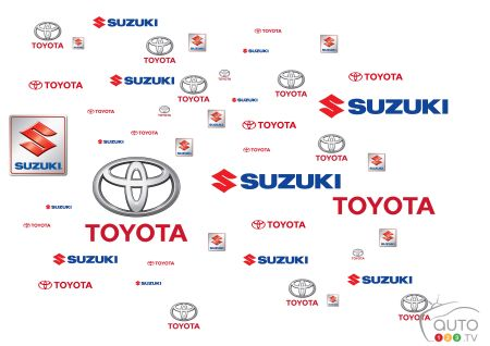 Toyota and Suzuki Announce Major Partnership