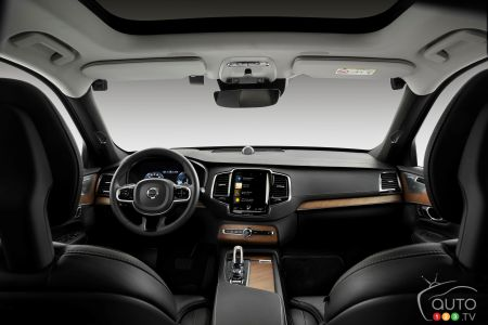 New Volvo Tech Will Detect When Drivers Are Intoxicated