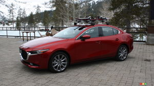 2019 Mazda3 First Drive: From Animal Inspiration to Art