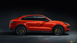 2019 Cayenne Coupe Version Unveiled by Porsche
