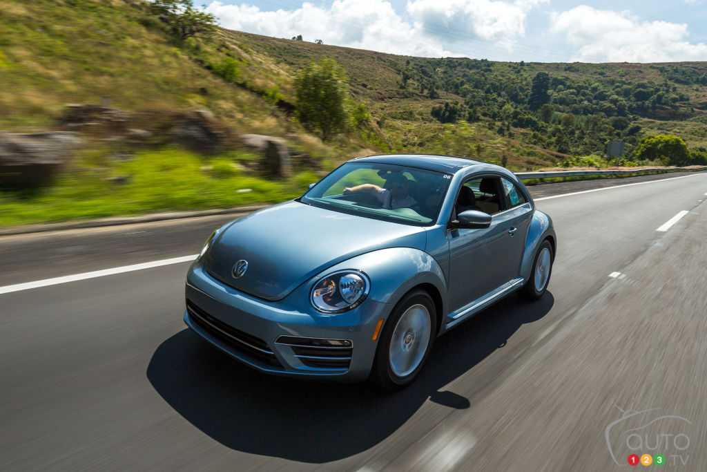 Volkswagen Says It's Done With Making Beetles