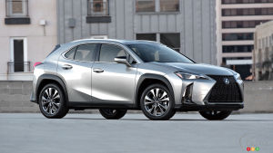 2019 Lexus UX 200 Review: Much More Than a Corolla Hatchback?