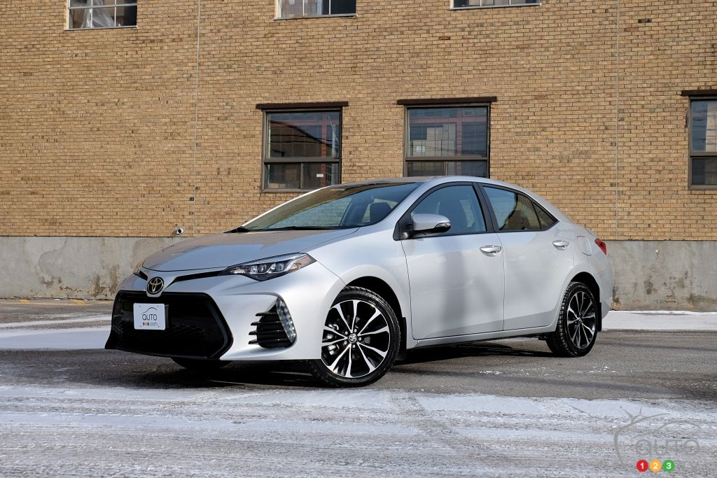 Review of the 2019 Toyota Corolla: Lying in Wait for the Next Gen