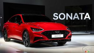 Seoul 2019 : Hyundai Unveils its 2020 Sonata Turbo