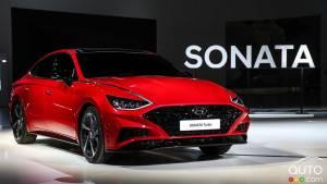 North American Premiere For 2020 Hyundai Sonata In Nyc Car News
