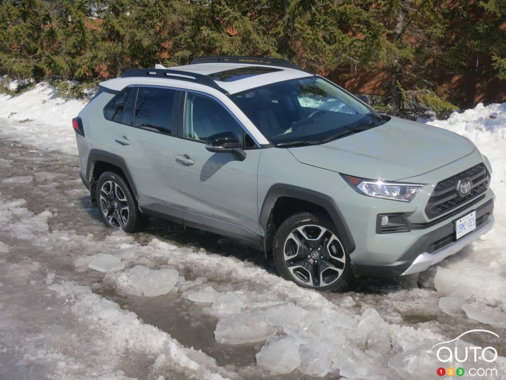 2019 Toyota Rav4 Trail Review Car