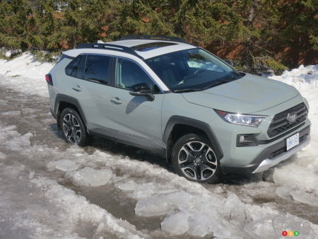 2019 Toyota RAV4 Trail Review: As New As It Looks