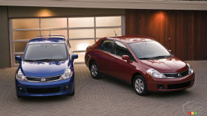 Nissan to Unveil New Versa Next Month