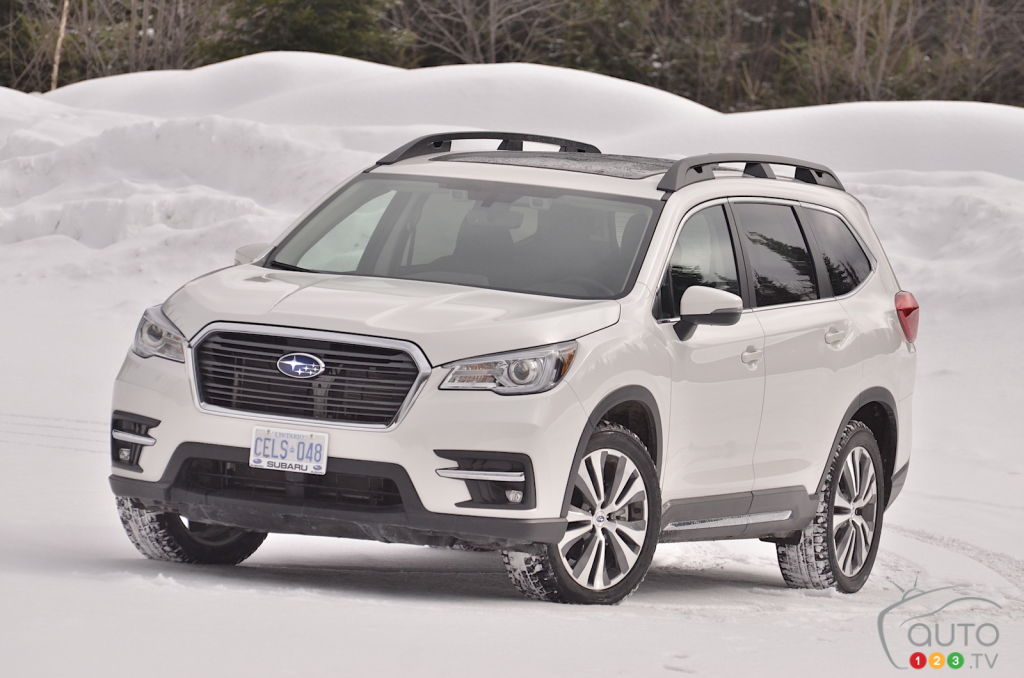 Review Of The 2019 Subaru Ascent: Because They Had To