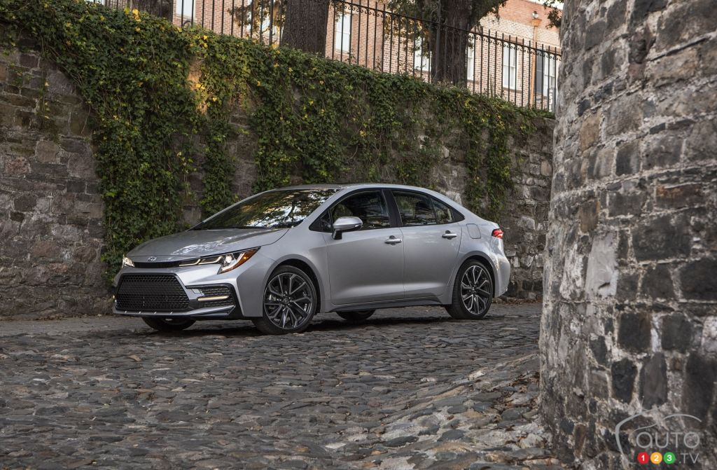 2020 Toyota Corolla: Pricing and details for Canada