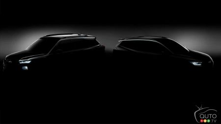 Chevrolet Will Debut Trailblazer and Tracker SUVs at Shanghai Auto Show