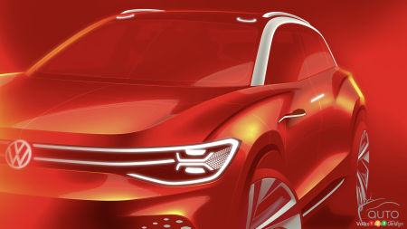 Volkswagen to Debut ID Roomzz Concept Full-Size Electric SUV
