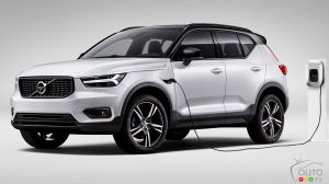 Volvo XC40 EV Version Coming Before End of 2019