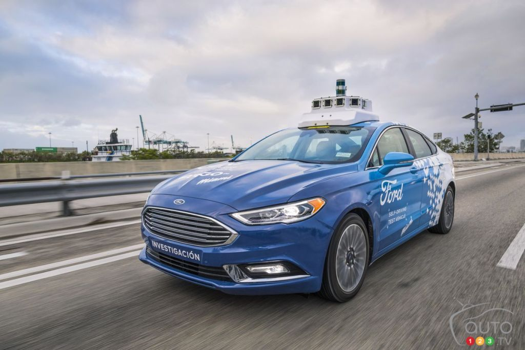 Autonomous Driving: Ford, Toyota and GM Create Partnership