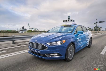 Autonomous Driving Ford Toyota And Gm Create Partnership