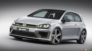A 400-hp Golf R Still Possible From Volkswagen