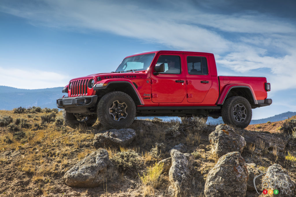 Jeep Gladiator's Launch Edition Sells Out in One Day