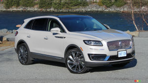 2019 Lincoln Nautilus Review: Evolutionary or revolutionary?