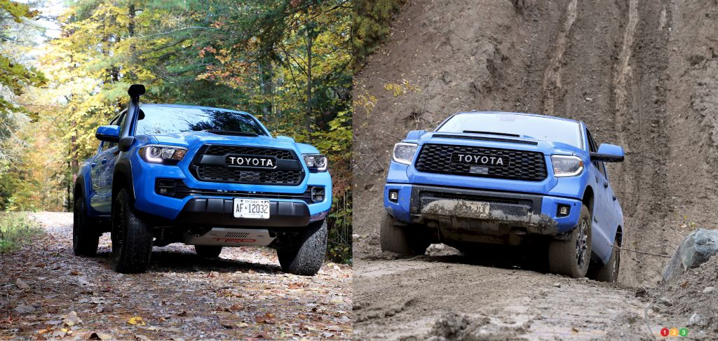 Next Toyota Tundra and Tacoma could get same platform