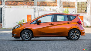 Nissan Putting an End to the Nissan Versa Note