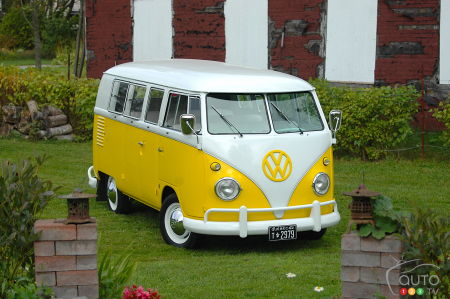 1962 Volkswagen Microbus: Love at First Sight