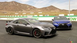 2020 Lexus RC-F First Drive: Balance Before Brute Strength