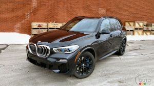 2019 BMW X5 xDrive50i Review: Here's to Clean Sheets