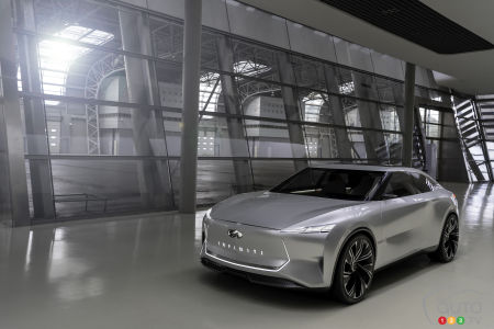 Infiniti Qs Inspiration: The Brand's Future Seen From Today