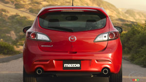 A High-Performance Mazda3 Under Consideration