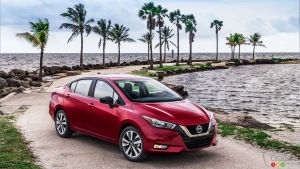 Nissan Introduces 2020 Versa for U.S. Market