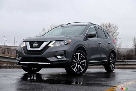 NHTSA investigates Nissan Rogue braking issue in U.S.