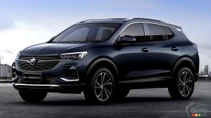Shanghai 2019: Buick Reveals New 2nd-Gen Encore, Encore GX for China