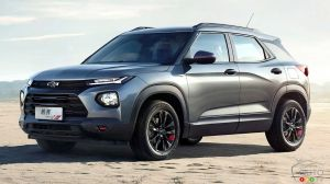 Shanghai 2019: Official Debut for the Chevrolet Trailblazer