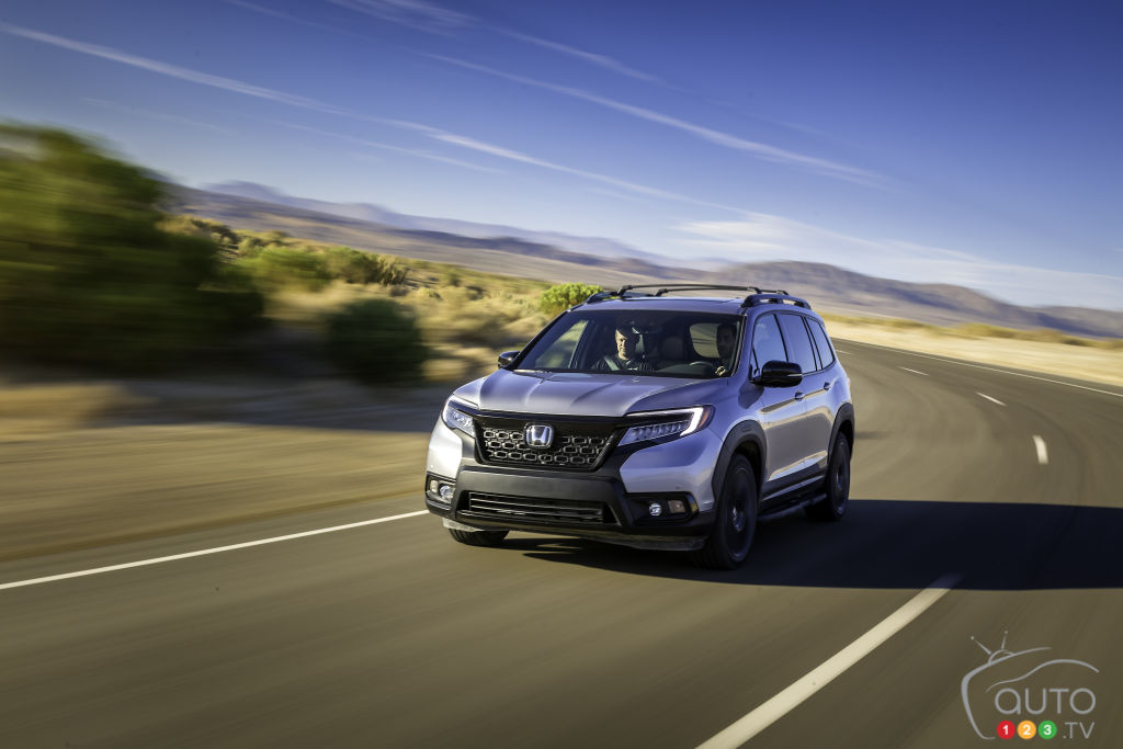 2019 Honda Passport Review: Back to Essentials