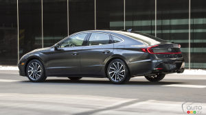 New York 2019: North American Premiere for 2020 Hyundai Sonata
