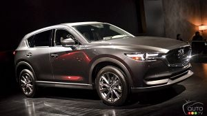 New York 2019 : le Mazda CX-5 Diesel se pointe, finalement