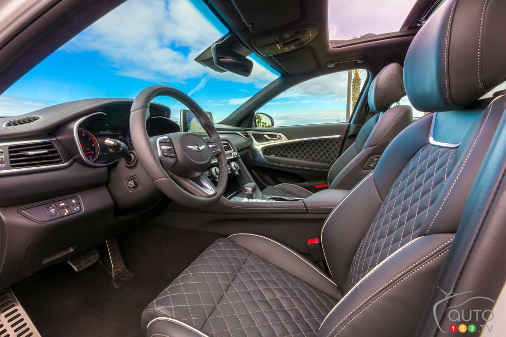 Top 10 Vehicle Interiors in 2019 According to WardsAuto