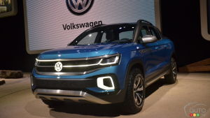 New York 2019: Volkswagen's Tarok, a Viable Product for North America?