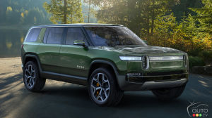 Ford investing $500 million in EV maker Rivian