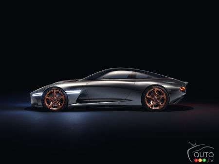 Genesis Looking Hard at a Production Version of its Essentia Concept