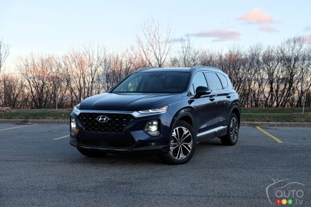 2019 Hyundai Santa Fe Review Car Reviews Auto123