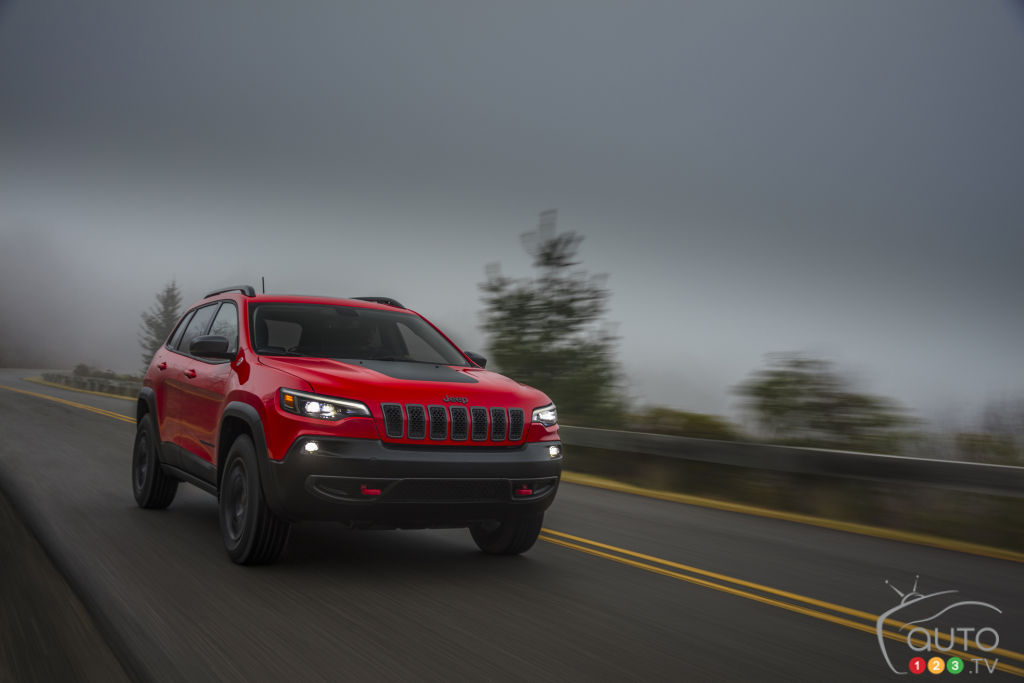 2019 Jeep Cherokee Trailhawk Review