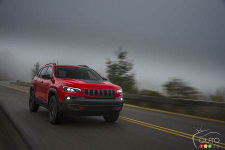 2019 Jeep Cherokee Trailhawk review | Car Reviews | Auto123