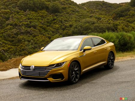 2019 Volkswagen Arteon First Drive: The spiritual successor of the CC