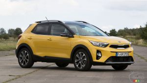 A New AWD Small Crossover in Works for North America From Kia?