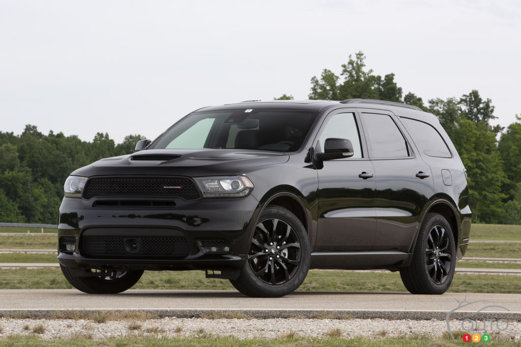 2019 Dodge Durango Road Test: Just Enough to Hold On