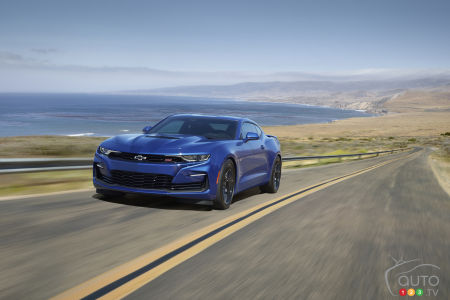 More Changes for the Chevy Camaro in 2020