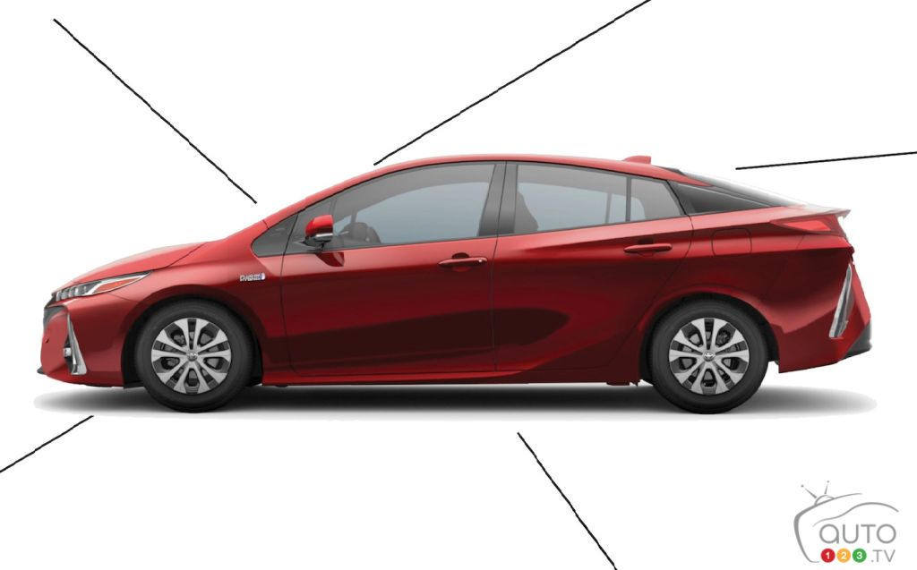 2020 Toyota Prius Prime Improvements Include Fifth Seat